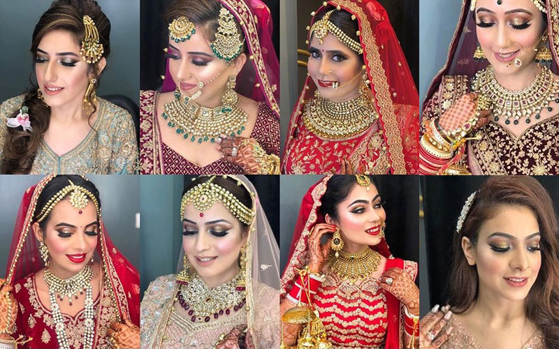Good bridal makeup salons in Delhi have professional makeup artists who can give you nifty tips on how to prepare for the big day.
